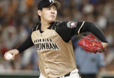 有原航平が結婚した嫁と子供の存在!中野涼子との関係が気になる!7色の球種と沢村賞候補に挙がった偉大な投手!